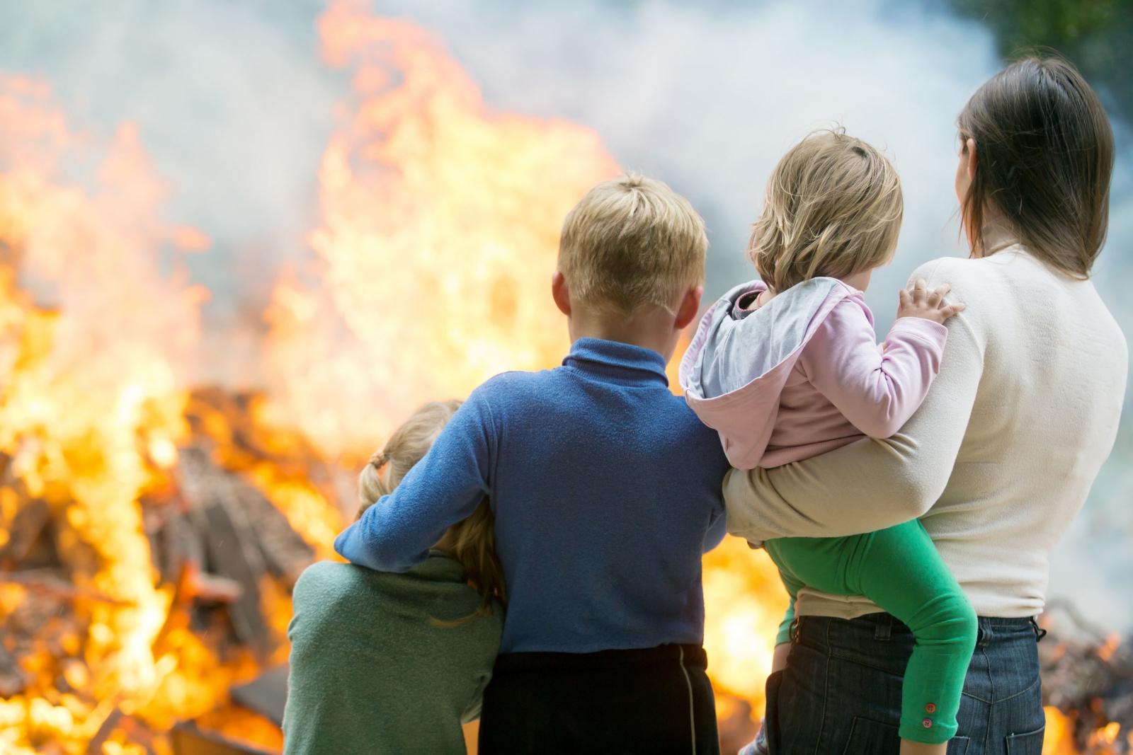 居家安全的火災迷思-家中怎麼可能會有火災