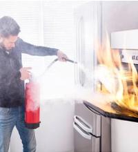 火災逾40%為烹調引起
