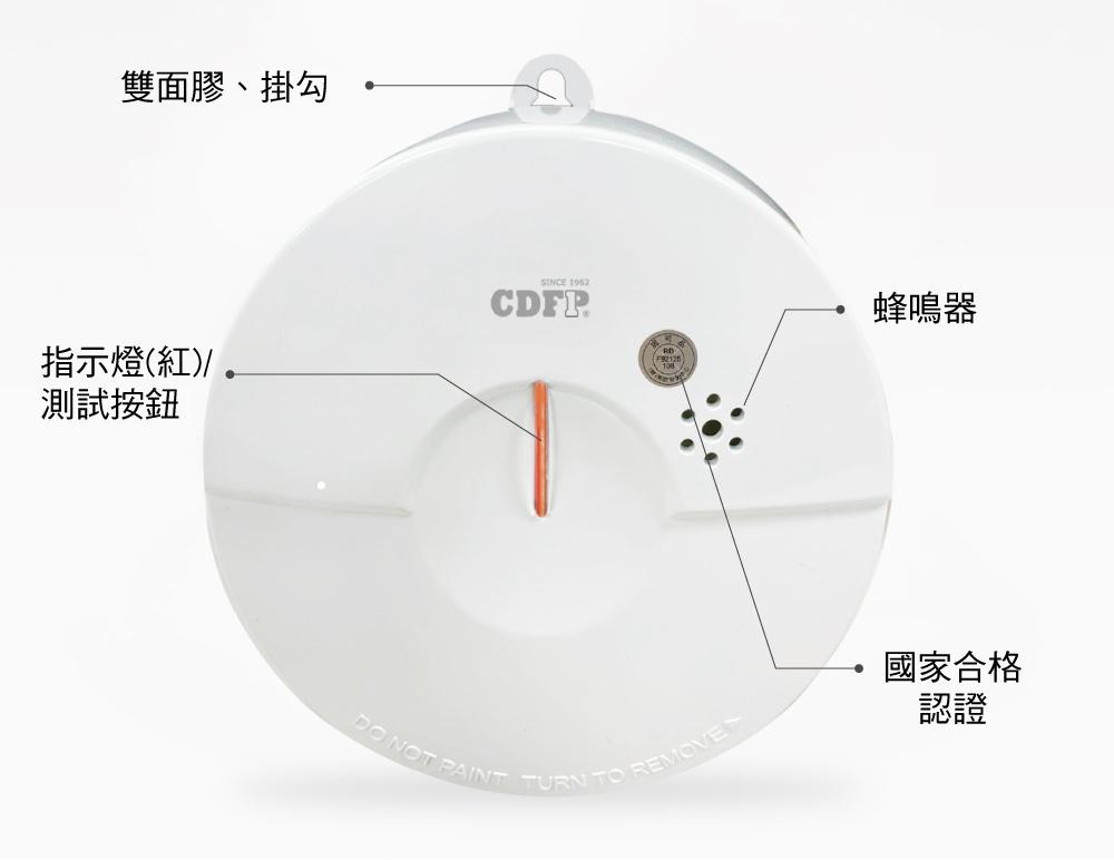 住警器 火災警報器 住宅用火災警報器 偵煙器